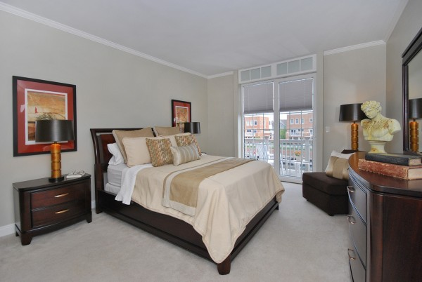 Sell on staging