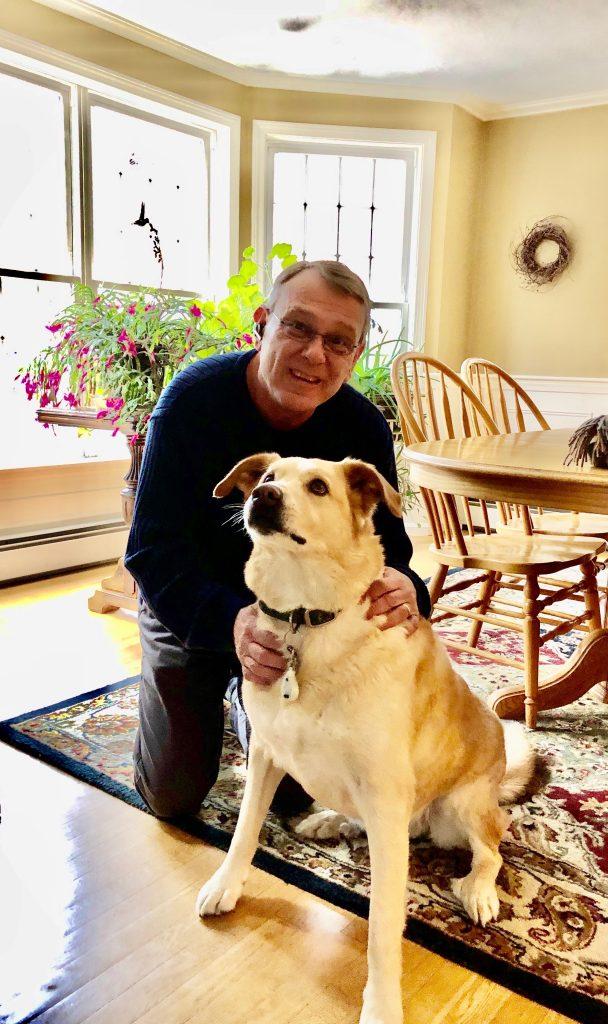 Boston suburbs Realtor Kyle Mann supports animals in need